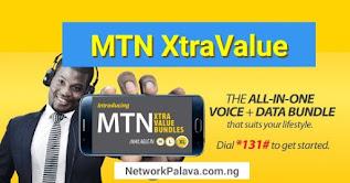 mtn xtra value migration code