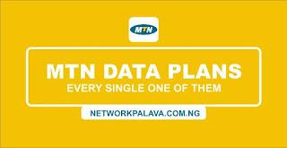 mtn data plan codes and bonus bundles
