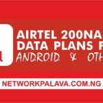 airtel 200 naira data plans android iphone