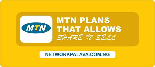 mtn plan that allow support share and sell