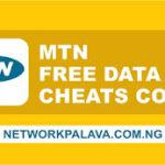 mtn free data cheat code