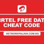 airtel free data cheat code