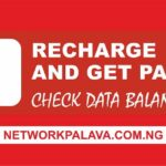 how to check data balance on recharge and get paid