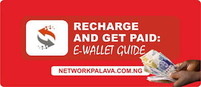 Recharge And Get Paid E-wallet