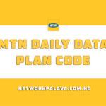 mtn daily data plans bundle