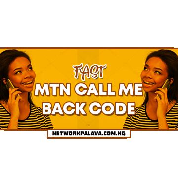 mtn call me back code