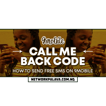 9mobile call me back code