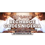 all bank recharge code in Nigeria USSD