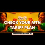 how to check mtn tariff plan
