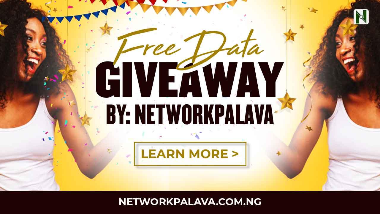 free data giveaway networkpalava