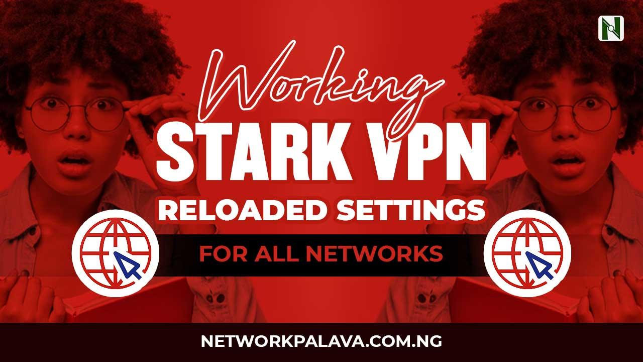 stark vpn reloaded settings