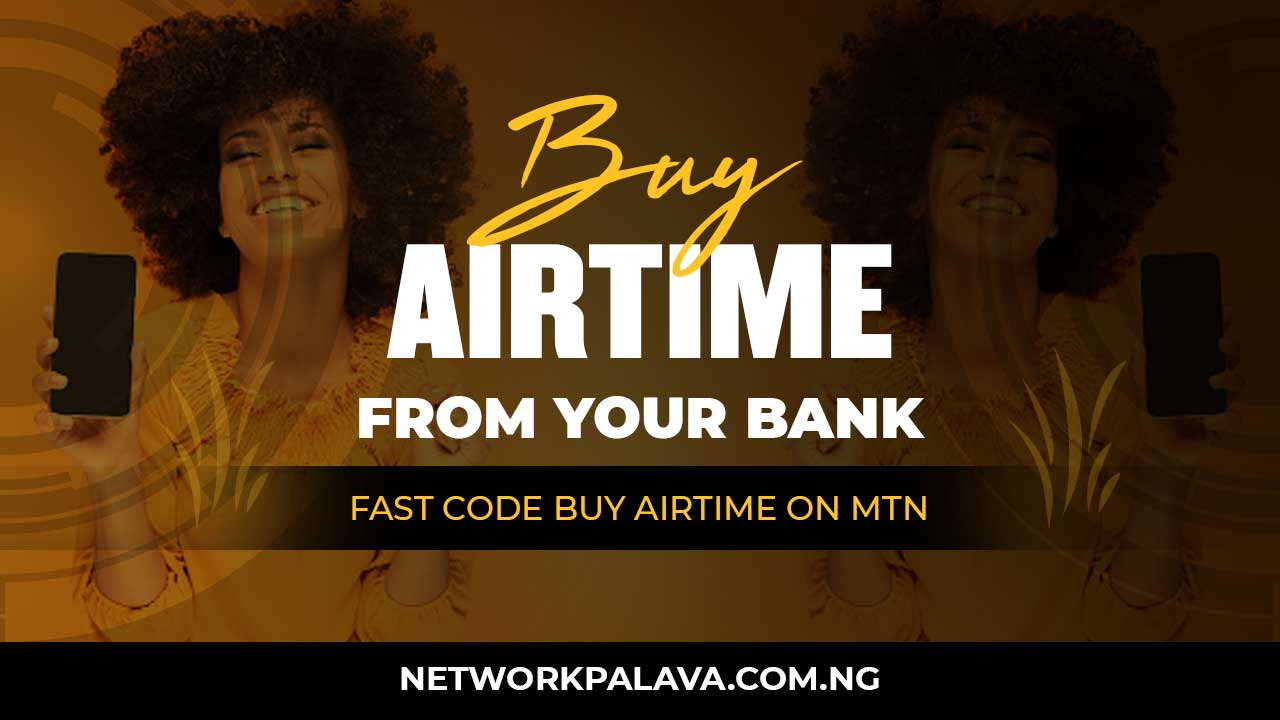 how to buy airtime from bank with mtn